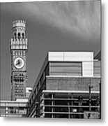 Emerson Bromo-seltzer Tower Metal Print by Susan Candelario