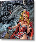 Grimm Fairy Tales 01 Metal Print by Zenescope Entertainment
