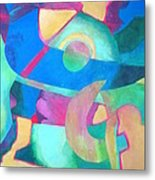 Harmony In G Metal Print by Diane Fine