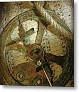 Historical Navigation Metal Print by Bernard Jaubert