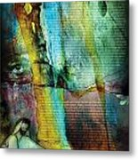 John 1 Metal Print by Switchvues Design