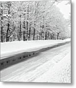 Kancamagus Scenic Byway - White Mountains New Hampshire Usa Metal Print by Erin Paul Donovan
