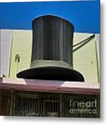Magic Hat Metal Print by Gregory Dyer