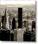 Manhattan Metal Print by RicardMN Photography