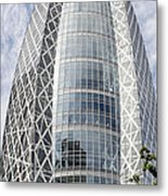 Mode Gakuen Cocoon Tower Metal Print by For Ninety One Days