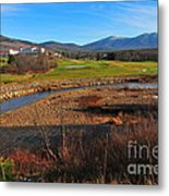Mount Washington Metal Print by Catherine Reusch  Daley