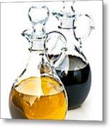 Oil And Vinegar Metal Print by Elena Elisseeva
