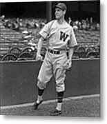 Peter W. Pete Appleton Metal Print by Retro Images Archive