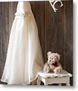 Pretty Dress Metal Print by Amanda And Christopher Elwell