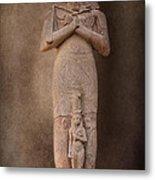 Ramses II Metal Print by Erik Brede