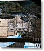 Reflections Metal Print by Marion Galt