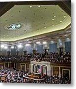 State Of The Union Metal Print by JP Tripp