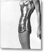 Swimming Star Esther Williams Metal Print by Underwood Archives