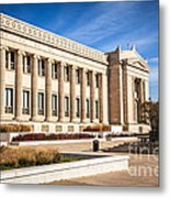 The Field Museum In Chicago Metal Print by Paul Velgos