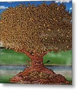 The Lending Tree Metal Print by Paul Calabrese