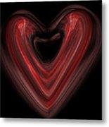 Valentine Metal Print by Christopher Gaston