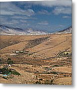 Valle De Santa Ines 2 Metal Print by Michael David Murphy