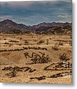 Valley Of The Names Metal Print by Robert Bales