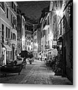 Vernazza Italy Metal Print by Carl Amoth