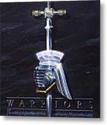 Warriors Metal Print by Cliff Hawley
