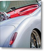 1960 Chevrolet Corvette Metal Print by Jill Reger