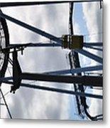 Busch Gardens - 12121 Metal Print by DC Photographer