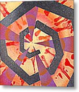 Untitled Metal Print by Tanya Hamell