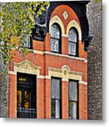 1817 N Orleans St Old Town Chicago Metal Print by Christine Till