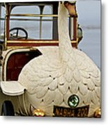 1910 Brooke Swan Car Metal Print by Jill Reger