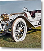 1910 Franklin Type H Touring Metal Print by Marcia Colelli