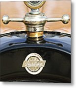 1922 Studebaker Touring Hood Ornament Metal Print by Jill Reger
