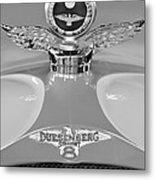 1926 Duesenberg Model A Boyce Motometer 2 Metal Print by Jill Reger
