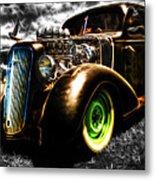 1936 Chevrolet Sedan Metal Print by Phil 'motography' Clark