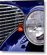 1939 Chevrolet Coupe Metal Print by David Patterson
