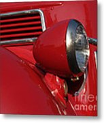 1941 Ford Flatbed Pickup Metal Print by Anna Lisa Yoder