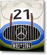 1952 Mercedes-benz W194 Coupe Metal Print by Jill Reger