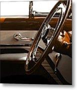 1953 Mercury Bucket  Metal Print by Steven  Digman