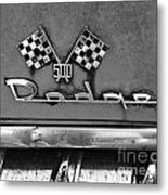 1956 Chevy 500 Series Photo 8 Metal Print by Anna Villarreal Garbis