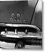 1956 Dodge 500 Series Photo 2 Metal Print by Anna Villarreal Garbis