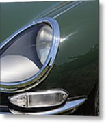 1961 Jaguar Xke Roadster 5d23322 Metal Print by Wingsdomain Art and Photography