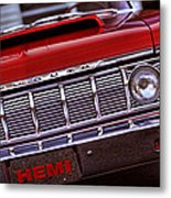 1964 Plymouth Savoy Metal Print by Gordon Dean II