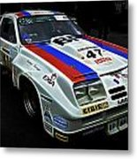 1976 Chevrolet Monza Imsa Metal Print by Phil 'motography' Clark