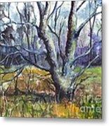 A Tree For Thee Metal Print by Carol Wisniewski
