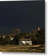 After The Storm Metal Print by Keith Woodbury