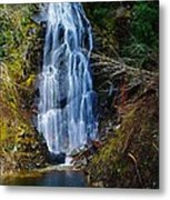 An Angel In The Falls Metal Print by Jeff Swan