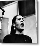 Billie Holiday (1915-1959) Metal Print by Granger