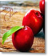 Country Charm Metal Print by Darren Fisher
