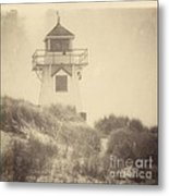 Covehead Light Metal Print by Meg Lee Photography