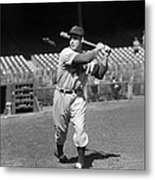 Johnny Rizzo Metal Print by Retro Images Archive