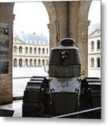 Les Invalides - Paris France - 01133 Metal Print by DC Photographer
